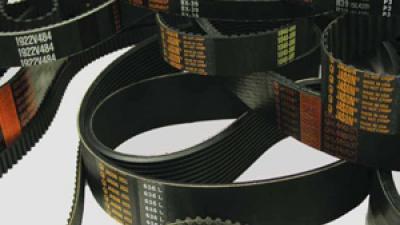 V-Belts/Timing Belts/Variable Speed Belts